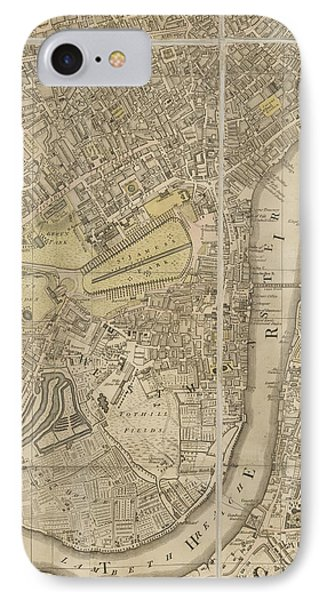 London IPhone 7 Case by British Library