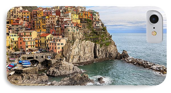 Manarola Phone Case by Joana Kruse