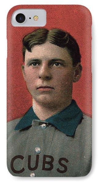 Mordecai Brown (1876-1948) IPhone Case