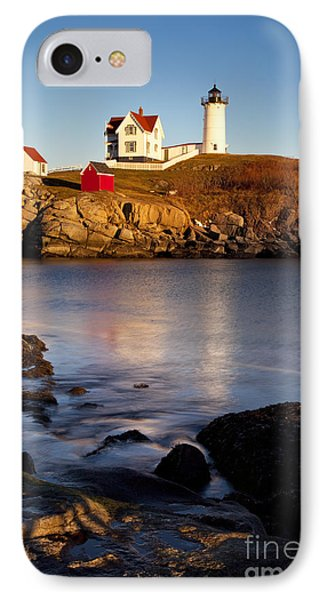 Nubble Lighthouse Phone Case by Brian Jannsen