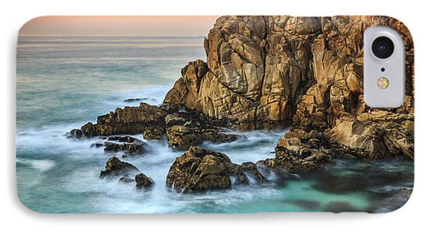 Penencia Point Galicia Spain IPhone Case by Pablo Avanzini