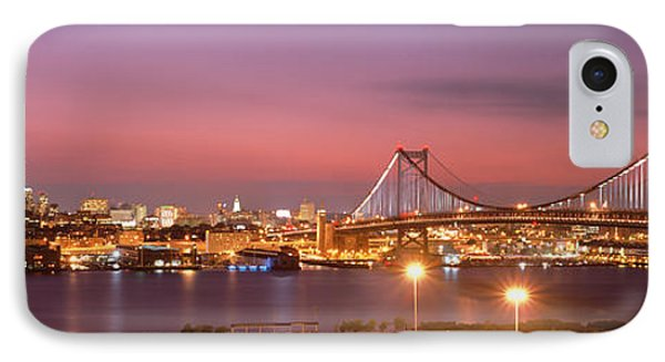 Philadelphia Pa IPhone Case by Panoramic Images