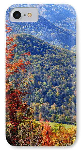 Point Mountain Overlook Phone Case by Thomas R Fletcher