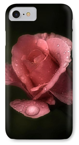 Rose Oil IPhone Case by Richard Cummings