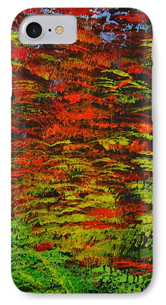4 Seasons Fall IPhone Case