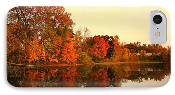 Shady Oak Lake  IPhone Case