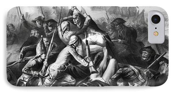 Siege Of Yorktown, 1781 IPhone Case by Granger