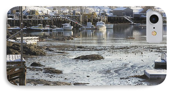 South Bristol On The Coast Of Maine IPhone Case by Keith Webber Jr