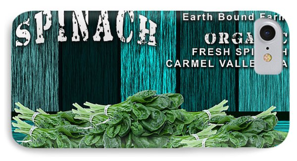 Spinach Patch IPhone Case