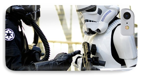 Star Wars Stormtrooper IPhone Case by Tommytechno Sweden