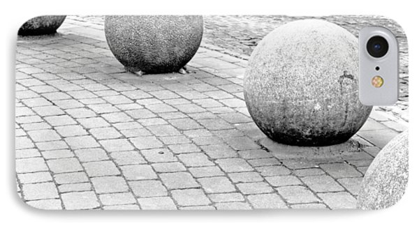 Stone Balls IPhone Case