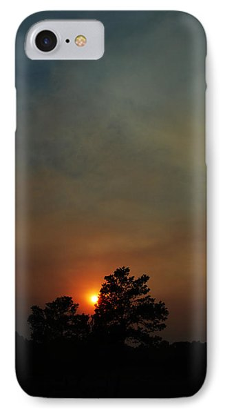 #sunset Phone Case by Becky Furgason