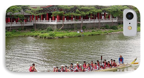 The 2014 Dragon Boat Festival In Kaohsiung Taiwan IPhone Case