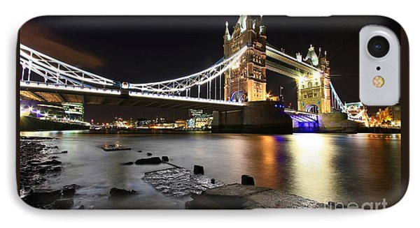 Tower Bridge London IPhone Case by Mariusz Czajkowski