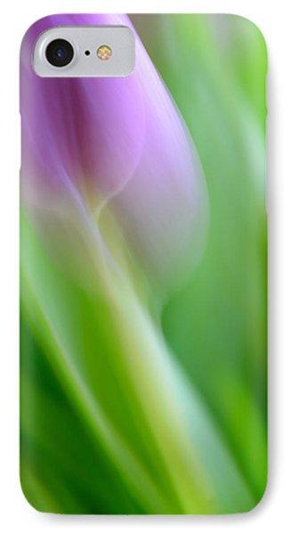 Tulip Phone Case by Silke Magino
