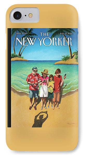 New Yorker July 23rd, 2012 IPhone Case