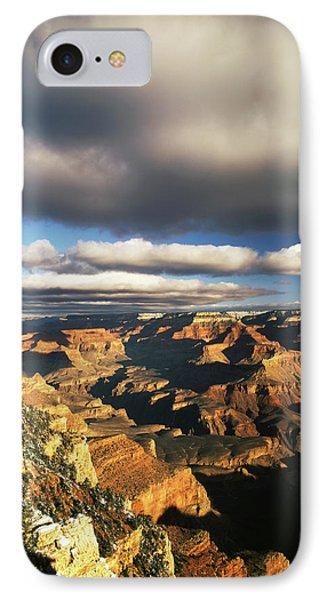 Usa, Arizona, Grand Canyon National IPhone Case by Adam Jones