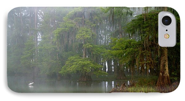 Usa, Louisiana, Lake Martin IPhone Case by Jaynes Gallery