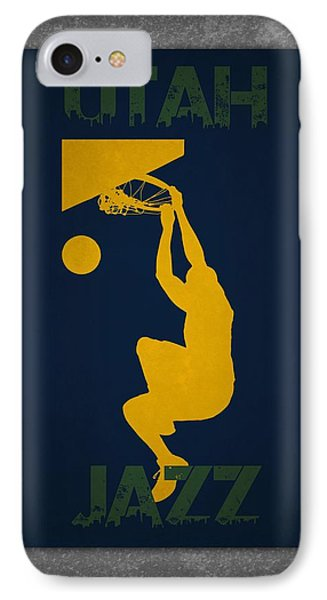 Utah Jazz IPhone Case