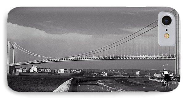 Verrazano Narrows Bridge IPhone Case