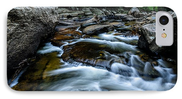 Williams River Summer IPhone Case by Thomas R Fletcher
