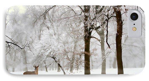 Winter's Breath IPhone 7 Case