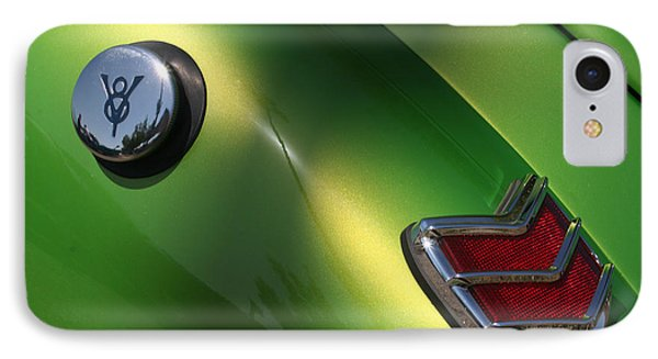 40 Ford - Tank N Tail Light-8527 Phone Case by Gary Gingrich Galleries