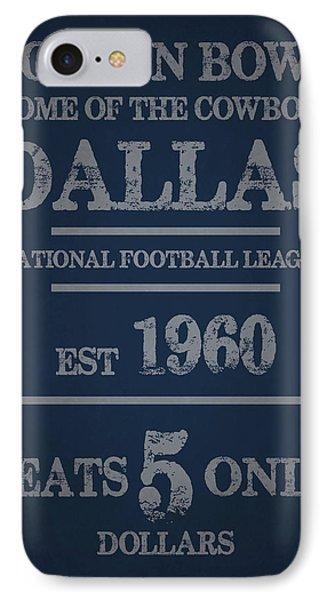 Dallas Cowboys IPhone 7 Case