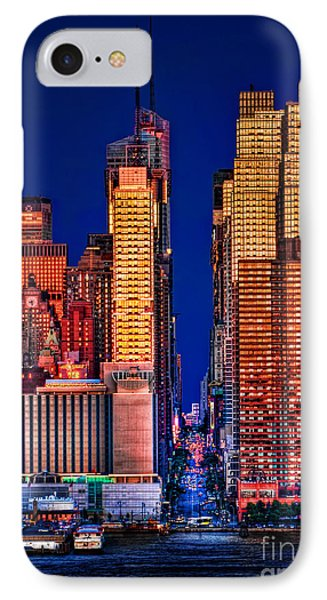 42nd Street IPhone Case