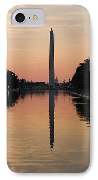 Washington Dc, Usa IPhone 7 Case