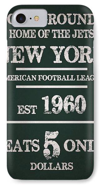 New York Jets IPhone Case