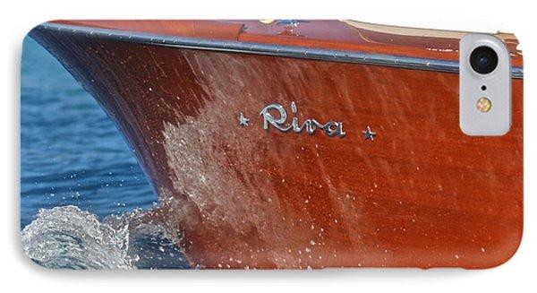 Riva Aquarama Phone Case by Steven Lapkin
