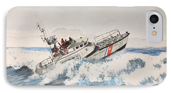 47' Life Boat IPhone Case by Stan Tenney