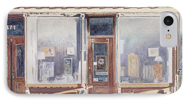 471 West Broadway Soho New York City Phone Case by Anthony Butera