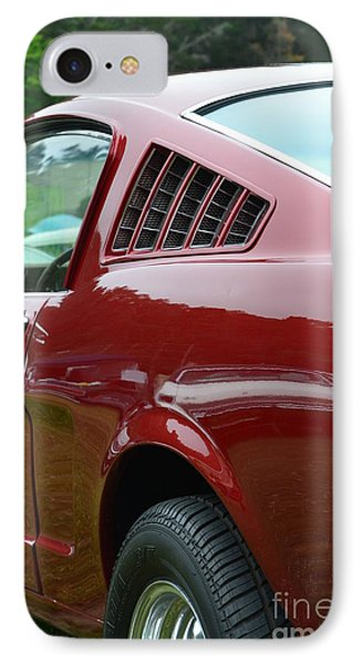 Classic Mustang IPhone Case