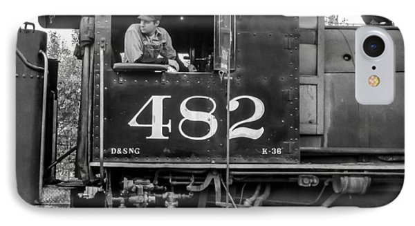 IPhone Case featuring the photograph 482 by Ross Henton