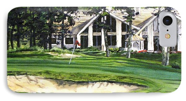 4th Andrew Hudson Memorial Golf Tournament IPhone Case by Kevin F Heuman