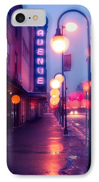 4th Avenue Theater IPhone Case