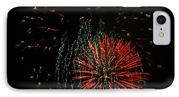 4th Of July 5 Phone Case by Marilyn Hunt