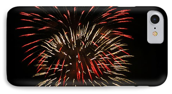 4th Of July 6 Phone Case by Marilyn Hunt