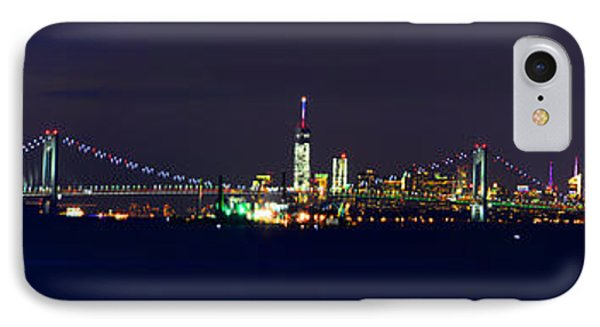 4th Of July New York City Phone Case by Raymond Salani III