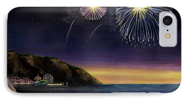 4th On The Shore Phone Case by Jack Malloch