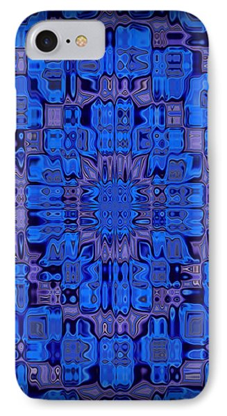 Abstract 119 Phone Case by J D Owen