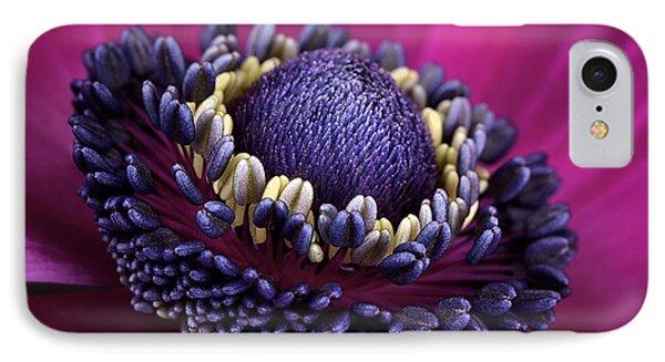 Anemone Phone Case by Mark Johnson