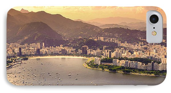 Aterro Do Flamengo IPhone Case by Celso Diniz