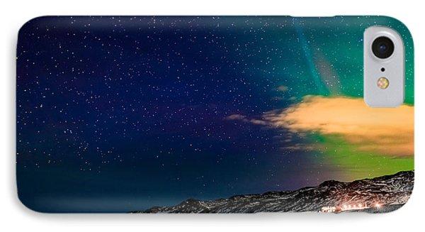 Aurora Borealis Or Northern Lights IPhone Case