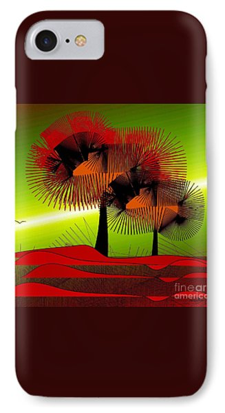 Autumn Colours Phone Case by Iris Gelbart