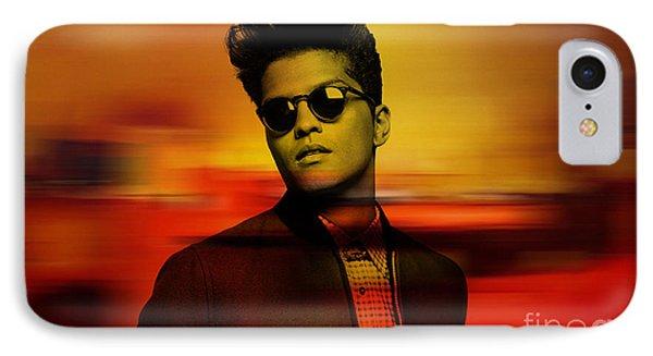 Bruno Mars IPhone 7 Case