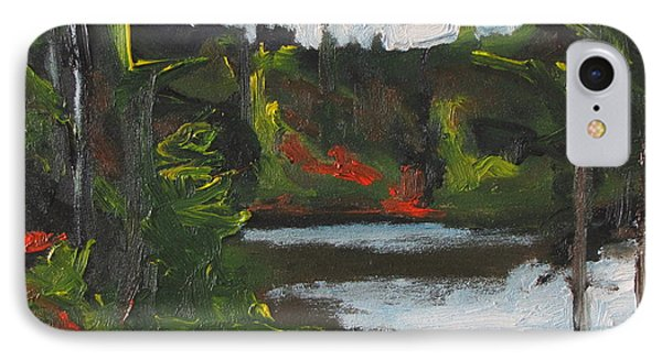 By The Pond Phone Case by Francois Fournier