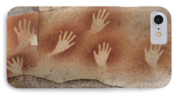 Cave Of The Hands Argentina IPhone Case
